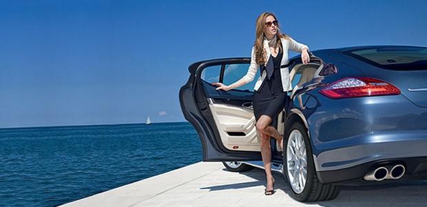 Premijere - Porsche Panamera