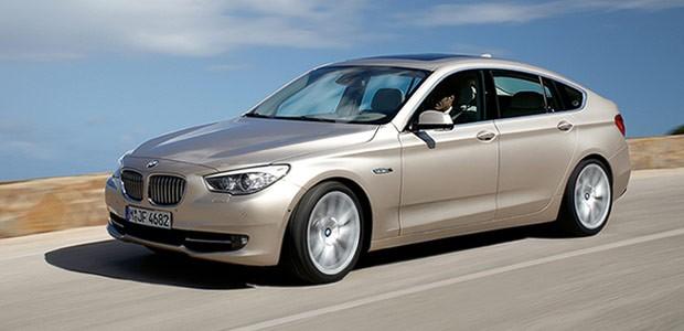 Premijere - BMW serija 5 Gran Turismo