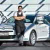 Stéphan Macchi i Citroën C5 Tourer New Business HDi 160