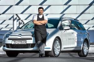 Vijesti - Stéphan Macchi odabrao Citroën C5 Tourer