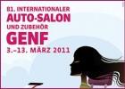 81. međunarodni salon automobila u Ženevi, 2011.