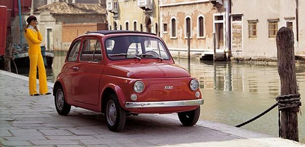 Predstavljamo - Fiat 500 - Pogled unatrag