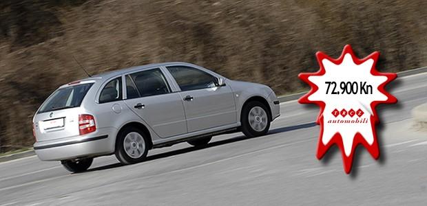Rabljeni - Škoda Fabia Combi 1.9 SDI Ambiente