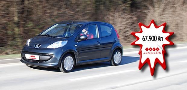 Rabljeni - Peugeot 107 1.0 12V Trendy
