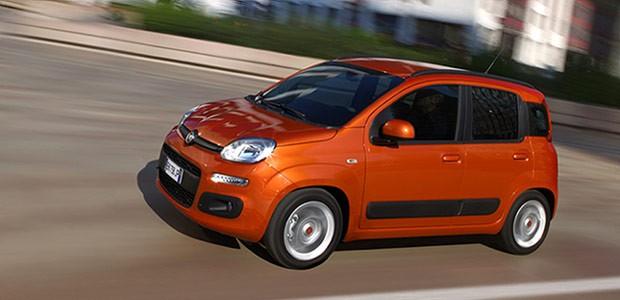 Premijere - Fiat Panda