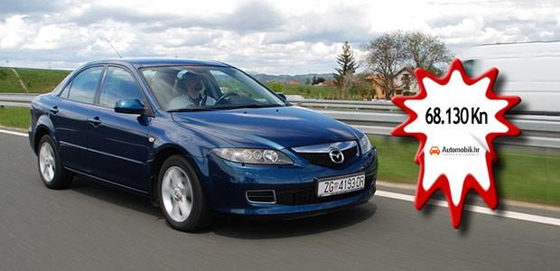 Rabljeni - Mazda6 CD143 GT
