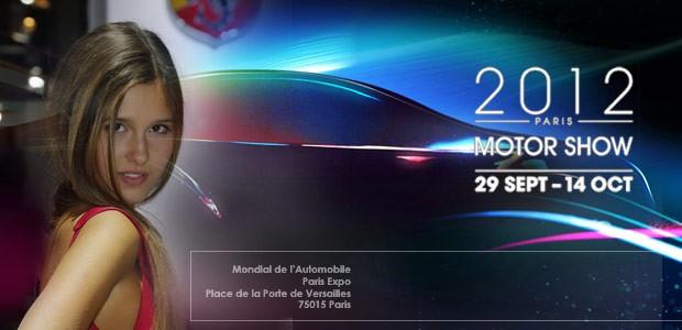 Saloni - 112. međunarodni salon automobila u Parizu, 2012.