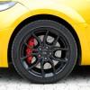 Testirani je automobil bio opremljen lijevanim naplacima s gumama dimenzija 235/40 R 18
