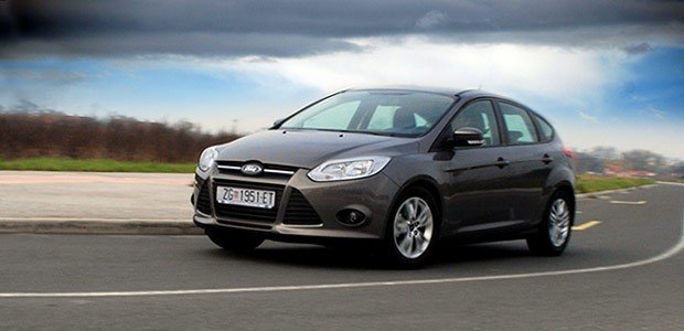 Test - Ford Focus 1.6 TDCi Champions Edition