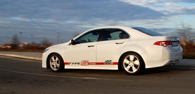 Test - Honda Accord 2.2 i-DTEC Type S