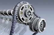 Sustav za promjenu faze bregastih vratila (Daimler AG)