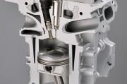 Položaj klipa u cilindru motora (BMW AG)