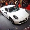 Alfa Romeo 4C (svjetska premijera produkcijske izvedbe)