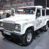 Land Rover All-Terrain Electric