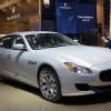 Maserati Quattroporte (europska premijera)