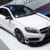 Mercedes-Benz A 45 AMG (svjetska premijera)