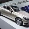 Mercedes-Benz E klasa Cabriolet (europska premijera)