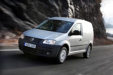 Akcije! - Prodajna akcija Caddy furgon s plinskom instalacijom