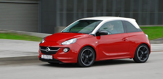 Test - Opel Adam 1.4 ecoFLEX Slam