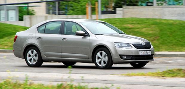 Test - Škoda Octavia 2.0 TDI Elegance