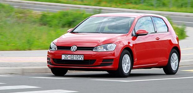 Test - Volkswagen Golf 1.2 TSI Trendline