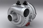 Hibridni turbopunjač hlađen vodom (Controlled Power Technologies)