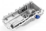 Korito 6,2-litrenog V8 motora LT-1 iz Corvette Stingray. Vidljiv je filter plave boje (General Motors)