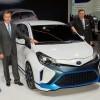 Toyota Yaris Hybrid R (koncept)