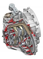 Ručni 6-stupanjski mjenjač za Mercedes-Benz B klasu (Daimler AG)