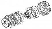 Tarna spojka s više lamela (BMW AG)