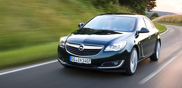 Premijere - Opel Insignia Facelift