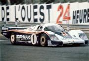 Porsche 956 na utrci 24 sata Le Mansa, 1982. (Porsche AG)