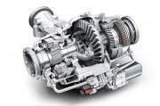 Diferencijal s ograničenim proklizavanjem i dvije spojke s više lamela modela RS5 (Audi AG)