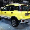 Fiat Panda Cross (svjetska premijera)