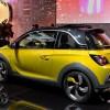 Opel Adam Rocks (svjetska premijera)