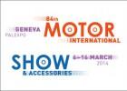 84. međunarodni salon automobila u Ženevi, 2014.