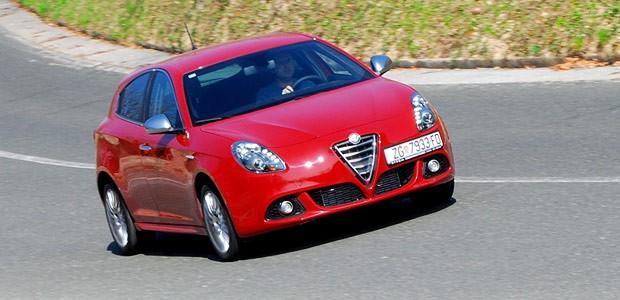 Test - Alfa Romeo Giulietta 2.0 JTD Distinctive