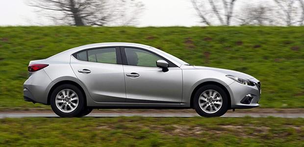 Test - Mazda3 Sedan CD150 Challenge