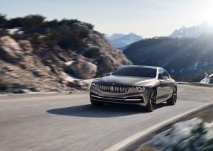 Vijesti - BMW će u Pekingu predstaviti konceptnu seriju 9?