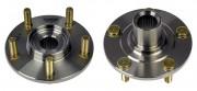Glavčina kotača s prednje (lijevo) i stražnje strane (Dorman products, Inc.)