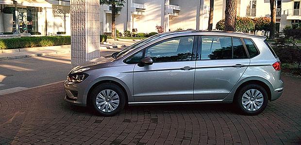Vozili smo - Volkswagen Golf Sportsvan