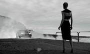 Peter Lindbergh: Saskia de Brauw i Daft Punk za M Le Monde, studeni 2013.