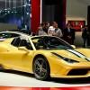 Ferrari 458 Speciale Aperta (svjetska premijera)