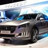 Peugeot 508 RXH Facelift