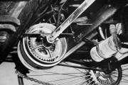 Benz Patent-Motorwagen (1886.) - pogon i pojasna kočnica (PD)