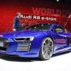 Audi R8 e-tron (svjetska premijera)