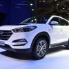 Hyundai Tuscon 48V Hybrid (koncept)