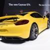 Porsche Cayman GT4 (svjetska premijera)