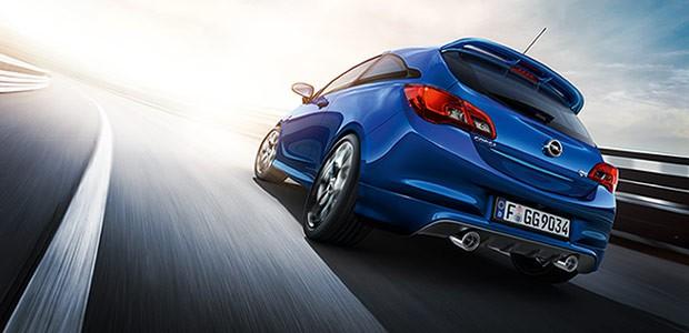 Premijere - Opel Corsa OPC
