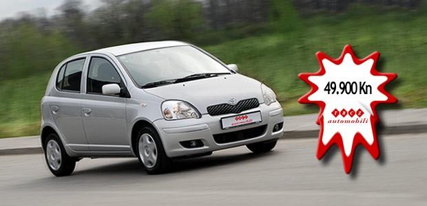 Rabljeni - Toyota Yaris 1.3 VVT-i R&B